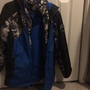 Boys weatherproof jacket